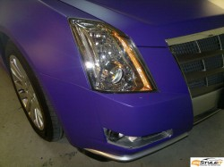 Head lights tint