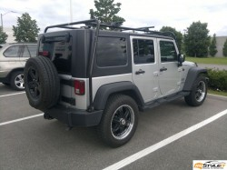 Jeep Wrangler. Original look