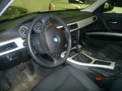 BMW 3 Series Interior Makeover. Before
