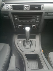 BMW 3 Series Interior Makeover. Wood Finish