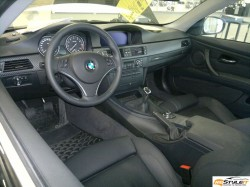 BMW 3series Carbon Fiber Interior Wrap
