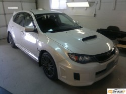 Subaru Impreza Hatchback original look