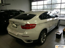 BMW X6. Before