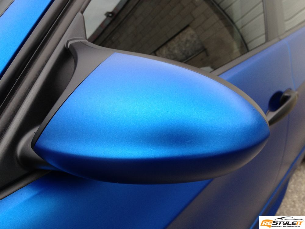 Matte metallic blue bmw 3 series vehicle customization - Pintura azul turquesa ...