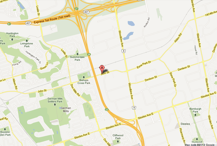 2650 John St, Unit 20, Markham, ON