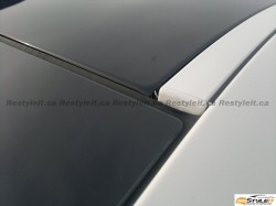 BMW 5 Series roof wrap