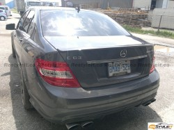 Mercedes C63 taillights tint