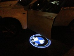 BMW X6 Projection Logo Light