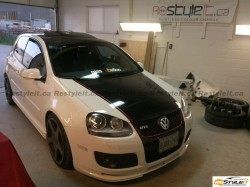 VW Golf Exterior trim
