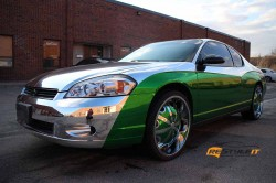 Two Tone Chrome Monte Carlo