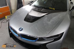 BMW I8 Clear Protection