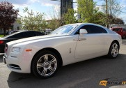 Rolls Royce Wraith Full Exterior Paint Protection Install