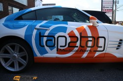 Chrysler Crossfire Tap2Tag Wrap