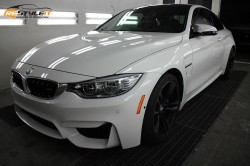 BMW M4 Paint Protection Film