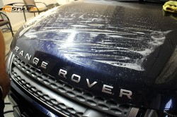 Range Rover Paint Protection