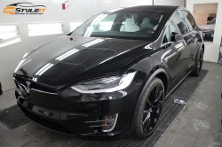 Tesla Model X full body PPF