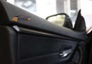 BMW 428 Interior trim wrap