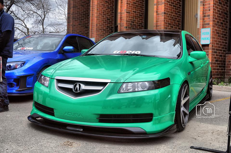 Any Wrapped Tl S Out There Acurazine Acura